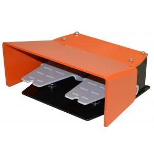 Педальный выключатель двойной ВПН-2