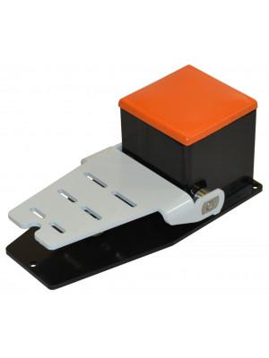 Педальный выключатель одинарный открытый ВПО-1