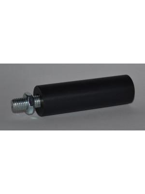 Ручка вращающаяся цилиндрическая 100х30 М12