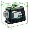 KRAFTOOL зеленый лазерный нивелир LL 3D 34641 Professional