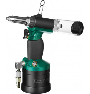 KRAFTOOL 2.4-4.8 мм, заклепочник пневматический ARC-48 Vacuum-Lock 31188