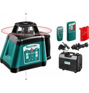 KRAFTOOL ротационный лазерный нивелир в кейсе RL600 34600 Professional