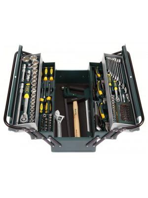 KRAFTOOL 131 шт., набор слесарно-монтажного инструмента INDUSTRY 27978-H131