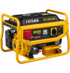 STEHER 3/3.3 кВт, однофазный, синхронный, щеточный, с электростартером, бензиновый генератор GS-4500Е