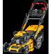 STEHER 2.9 кВт, 4.5 л.с., 460 мм, самоходная газонокосилка бензиновая GLM-460p