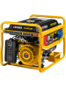 STEHER 6.5/7 кВт, однофазный, синхронный, щеточный, с электростартером, бензиновый генератор GS-8000Е