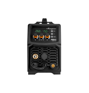 REAL SMART MIG 200 BLACK (N2A5)