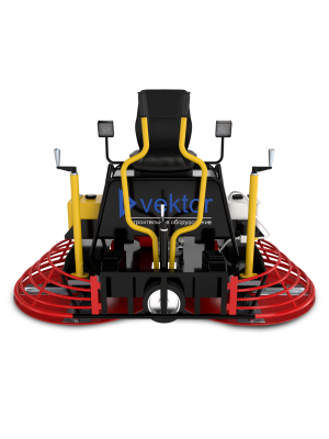 Двухроторная заглаживающая машина VTMG-1000 (двигатель GX690)