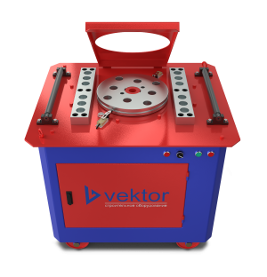 Станок для гибки арматуры Vektor GW40 с доводчиком