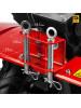 Мотоблок бензиновый с понижающей передачей МТБ-400