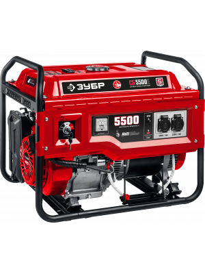 Генератор бензиновый СБ-5500Е