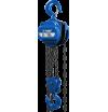 ЗУБР 2т, 12 м, таль ручная цепная шестеренная ТШ-2-12 43083-2_z01 Профессионал