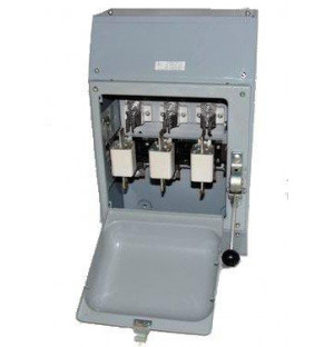 Ящик силовой с рубильником ЯБПВ-4 400А У3 IP21 с ПН-2