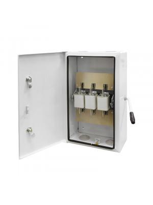 Ящик силовой с рубильником ЯБПВУ 250А IP54 с ПН2