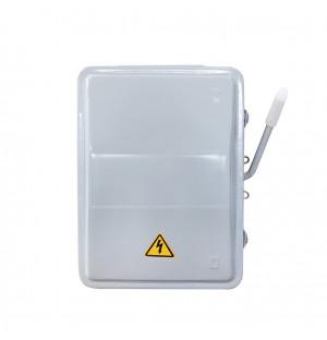 Ящик силовой с рубильником ЯБПВУ-1МУ3 100 А IP54 без ПН2 алюминиевые контакт основания
