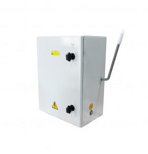 Ящик силовой с рубильником ЯБПВУ 2 250А IP54 (ЯБ-3-250-1) без ПН2 ЭФ