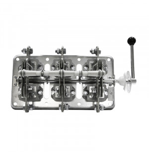 Разъединитель РБ-36 630А* правый привод