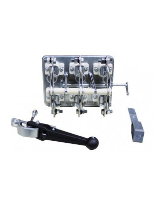 Рубильник РС 4М/1П правый привод