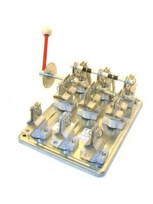 Рубильник РПБ 4/Л (без ПН), 400А рукоятка слева