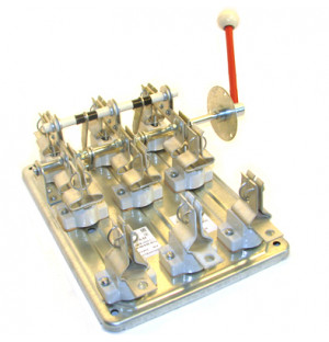 Рубильник РПБ 4/П (без ПН), 400А рукоятка справа