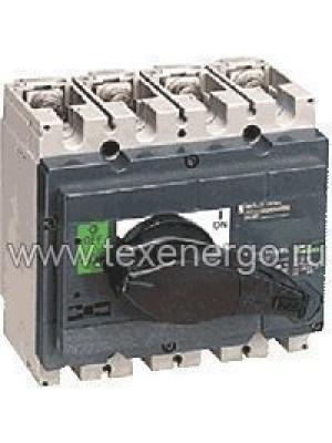ВЫКЛЮЧАТЕЛЬ INTERPACT INS125 3П. Schneider Electric