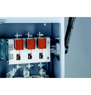 Ящик с рубильником ЯРП 400А IP32 с ПН-2 (ЯРП11М371)