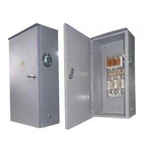 Ящик с рубильником-переключателем ЯРПП 400А IP54 без ПН-2 (ЯРП11М-771) Льгов