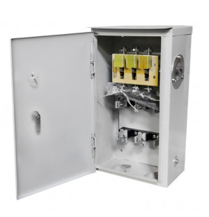Ящик с рубильником ЯРВ 100А IP32 без ПН2 (ЯРВ-100-32)