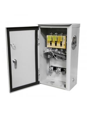 Ящик с рубильником ЯВЗ 100А IP54 без ПН2 (ЯВЗ-31М-54) Льгов