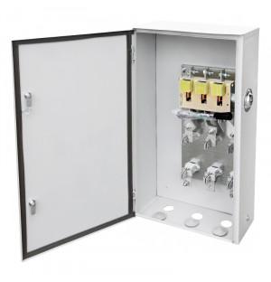 Ящик с рубильником ЯВЗ 630А IP54 с ПН2 (ЯВЗ-36-54) Льгов