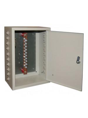 Ящик ГЗШ21 - 20 - 475А (медь 4х30 до 475 Ампер ) 20 присоединений - IP31