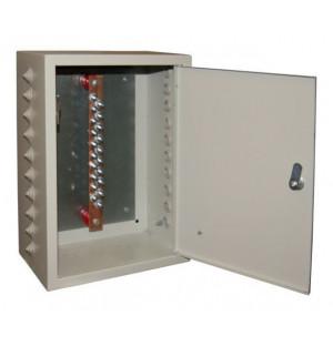 Ящик ГЗШ21 - 20 - 625А (медь 4х40 до 625 Ампер ) 20 присоединений - IP31