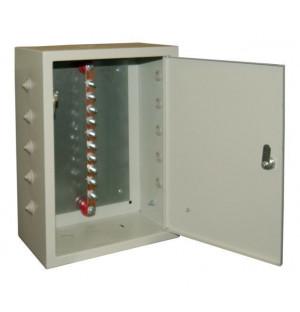Ящик ГЗШ21 - 10 - 340А (медь 3х25 до 340 Ампер ) 10 присоединений - IP31