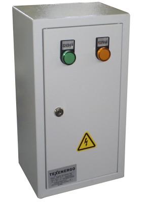 Щит автоматического ввода резерва ЩАП- 12 УХЛ4 1ф. 10А IP31