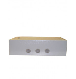 Щиток освещения ОЩВ- 6 (63А+6х25А) IP54