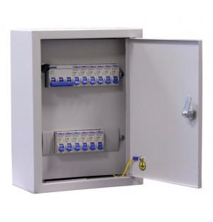 Щиток освещения ОЩВ- 12 (63А+12х20А) IP31 без разводки