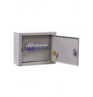 Щиток освещения ОЩВ- 6 (50А+6х16А) IP31 без разводки