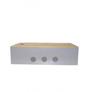 Щиток освещения ОЩВ- 6 (50А+6х16А) IP54