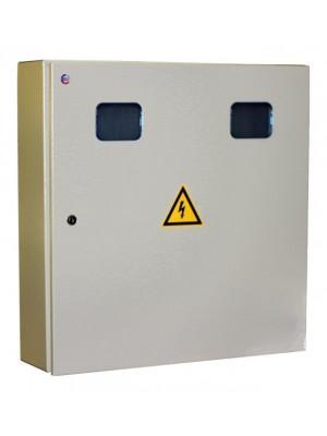 Шкаф учета ШУ- 2/Т IP31 (без э/счетчика; с КИ, без автомата ) корпус ЩУ-2зо 800х600х230