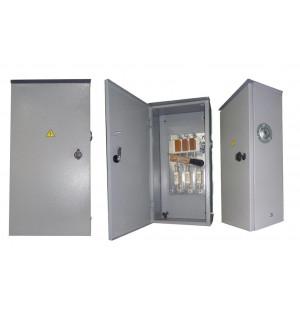 Ящик с рубильником-переключателем ЯРП11М711-54 У2 с ПН-2 (ЯРПП 100А IP54)