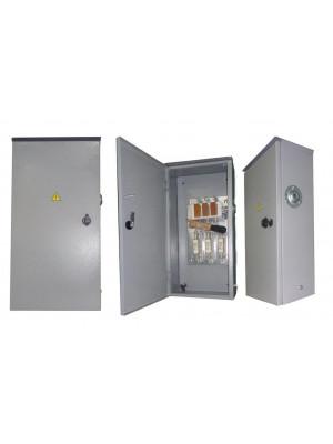 Ящик с рубильником-переключателем ЯРП11М791-32 УХЛ3 с ПН-2 (ЯРПП 630А IP32)