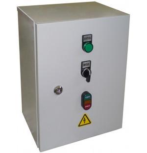 Ящик управления АД с к/з ротором РУСМ 5111-3174 У2 Т.р. 9-13А, АД 5-5,5 кВт