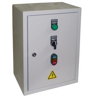 Ящик управления АД с к/з ротором Я 5111-3074 УХЛ4 Т.р.7-10А 3,7; 4 кВт