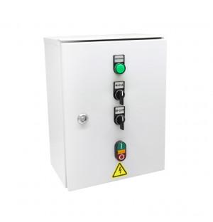 Ящик управления освещением ЯУО-9601-3674 IP54 (40А, ФР+РВМ) У2