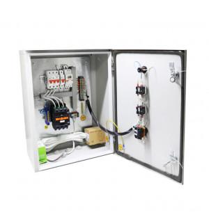 Ящик управления освещением ЯУО-9601-3774 IP54 (50А, ФР+РВМ) У2