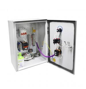 Ящик управления освещением ЯУО-9602-3574 IP54 (32А, ФР) У2