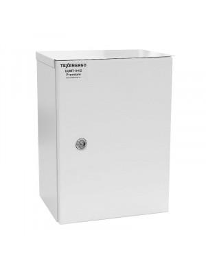 Щит с монтажной панелью ЩМП -04-2 400х300х220 IP54 У2 Premium