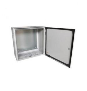 Щит с монтажной панелью ЩМП-05 (400x400x155мм) IP54 У2