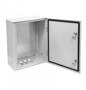 Щит с монтажной панелью ЩМП -06-2 500х400х220 IP54 У2 Premium