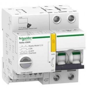 Выключатель автоматический iC60N REFLEX 2п 16A C Schneider Electric